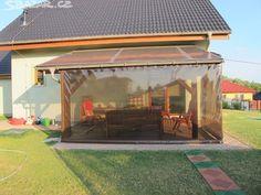 Skvělé celoroční zakrývání pergol, vydrží teploty -35 - obrázek číslo 3