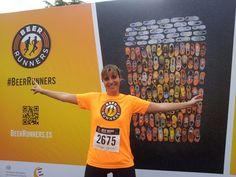 Carrera de 10 km Beer Runners Madrid/ Running for 10 km Beer Runners Madrid