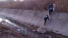 El canal del río Ancho, la barrera de la verdad: No se encontraron huellas donde fueron halladas Luján y Yanina. #Salta #Cerrillos…