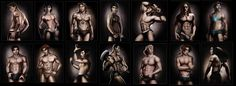 disney princes model style! this makes me laugh