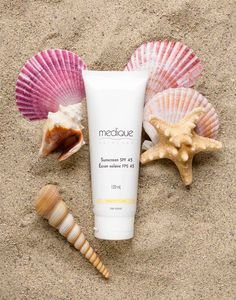 Medique sunscreen, available at all spas! Spas, Sunscreen, Products, Sun Protection, Gadget