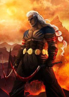 Rhaego Targaryen by S-Kinnaly