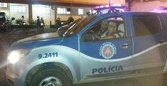 Jacobina - Acidente entre carro e moto no bairro da Lagoinha
