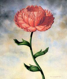 Jim Tsinganos ilustrações surreais oníricas natureza revista Flor de mãos
