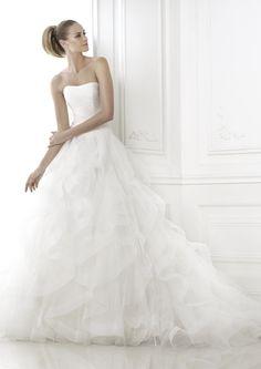 LOOKandLOVEwithLOLO: PRONOVIAS 2015 Dreams and City Bridal Collection