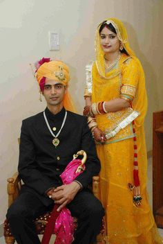 Rajput Couple