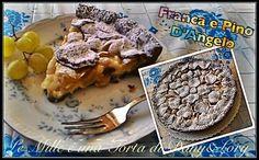 Condividi:17021 RICETTA DI: FRANCA E PINO D'ANGELO INGREDIENTI: Per la crema pasticcera: ml 500 latte gr 90 di farina 00…