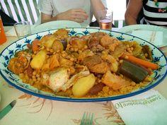 Tunisia, Delicious Couscous