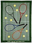 [Tennis Quilt Pattern]