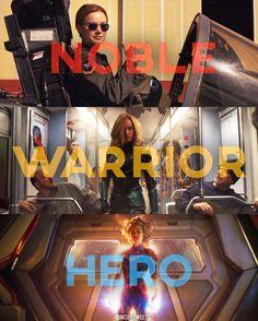 She's noble. She's a warrior. And she's a hero of all. The strongest of all. Marvel Fan, Marvel Avengers, Marvel Women, Ghost Rider, Doctor Strange, Thor, Loki, Hulk, Deadpool