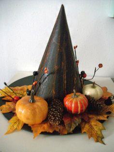 Halloween Centerpiece - alternative to skull one