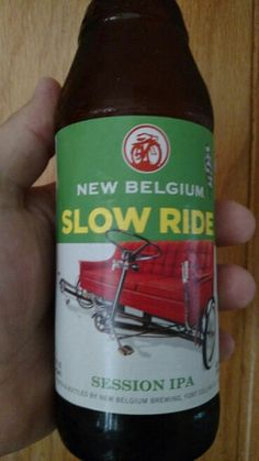 New Belgium Brewing Company Slow Ride Session IPA