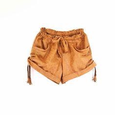 Rodeo short suede print  Encontralo en www.bowandarrow.com.ar Talles 2 al 10  #suedegirls #freespirit #fashionkids