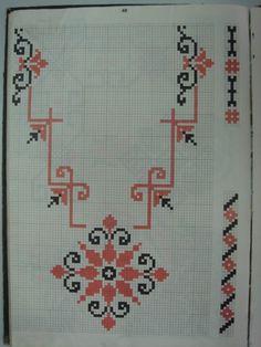 VB048 Magnolia, Cross Stitch Patterns, Needlework, Stitching, Kids Rugs, Denim, Craft, Punto De Cruz, Cross Stitch