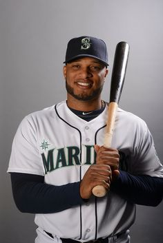 9210d8b42f7 Robinson Cano in Seattle Mariners Photo Day