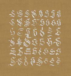 Expresh Letters Blog: Syntax: Penmanship