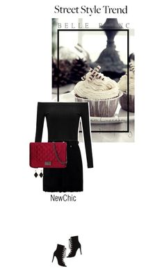 """""""Newchic"""" by s-thinks ❤ liked on Polyvore featuring Boohoo"""