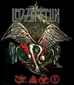 Led Zeppelin t-shirt Led Zeppelin Poster, Led Zeppelin T Shirt, Rock Posters, Concert Posters, Jimmy Page, Led Zeppelin Angel, Hard Rock, Grateful Dead Poster, Vintage Music Posters