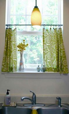 How to make curtains the no sew lazy way home improvement 50 diy curtains and drapery ideas cute diy cafe curtains easy no sew ideas and step by step tutorials for drapes and curtain ideas cheap and creative solutioingenieria Gallery