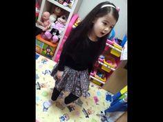 "Lauren Lunde from MBLAQ Hello Baby Sings MBLAQ ""RUN""; so freakin adorable!"