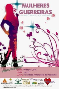 SOCIAIS CULTURAIS E ETC.  BOANERGES GONÇALVES: Mulheres Guerreiras na Anhanguera