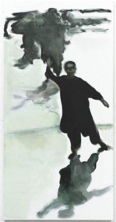 Marlene Dumas / Child Waving, 2010