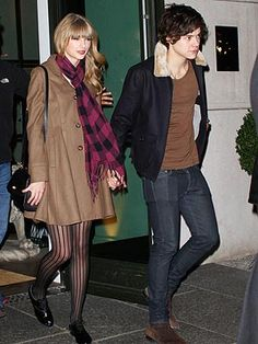 Taylor Swift and Harry Styles.... WHY WHY WHY!?!?!?!?!?!?!