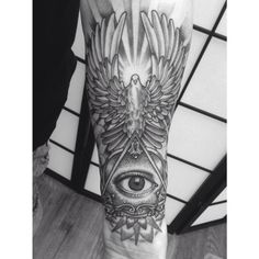 all seeing eye tattoo shoulder - Google Search