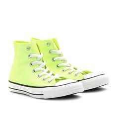 0deb30ff1190f2 Converse Chuck Taylor All Star Neon Yellow High-Tops.....Love