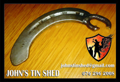 Bottle opener Tin Shed, Bottle Opener, Recycling, Upcycle