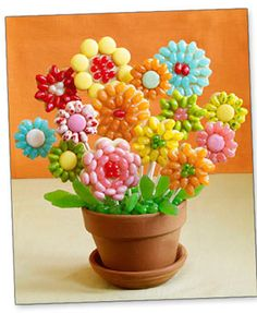 Recipes Flower Pops - Jelly Belly Candy Company