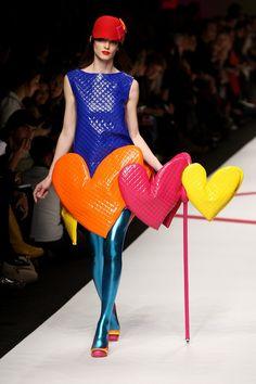 Agatha Ruiz De La Prada: Milan Fashion Week Womenswear A/W 2009 - Runway