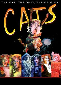 Cats! Great Musical!