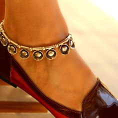 Silver Anklets, Silver Jewelry, Unique Jewelry, Custom Jewelry Design, Peep Toe, Trending Outfits, Handmade Gifts, Heels, Earrings