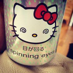 hello kitty drink | Tumblr