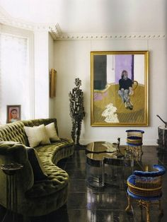 Jacques Grange.  http://www.arcreactions.com/canadian-life-website-design-2/