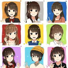 Kawaii voice actresses