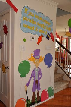 """Photo 3 of 71: Willy Wonka and the Chocolate Factory / Birthday """"Willy Wonka 5th Birthday Party"""" 
