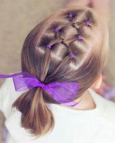 Peinados para niña!!