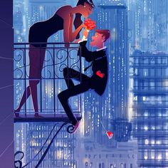Ain't no building high enough!  #pascalcampion #pascalcampionart #sketchoftheday #iloveyou #spideyholdmybeer