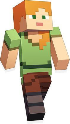 how to create a character in minecraft