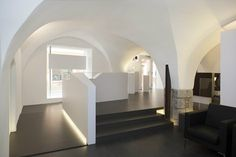 Zelger Center Brixen, Bressanone, 2012 - monovolume architecture + design