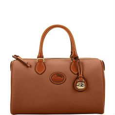 Dooney and Bourke All Weather Leather Satchel