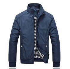 Classic Pilot's Windbreaker Jacket