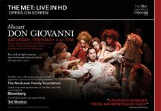 Metropolitan Opera poster -