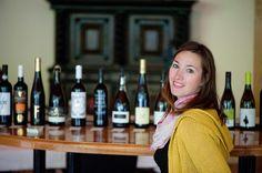 ..nachdem die Hüllen gefallen sind, waren unsere Verkoster natürlich neugierig! :) Best of Bio-Verkosterin Juliane Fischer #bestofbio #bobwine15 # Wine