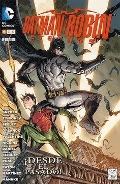 Batman y Robin eternos Vol.2 Desde el pasado