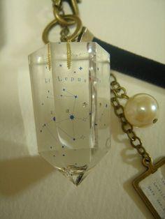 -sold out-天体少年の鉱石標本(兎座・バッグチャーム) by spa アクセサリー キーホルダー・ストラップ