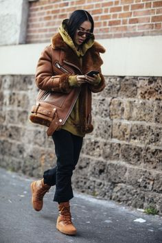 Every Street Style Picture From Paris You Need for Your Pinterest Board via @WhoWhatWearAU