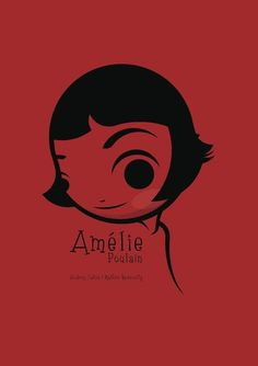 Amelie alternative movie poster